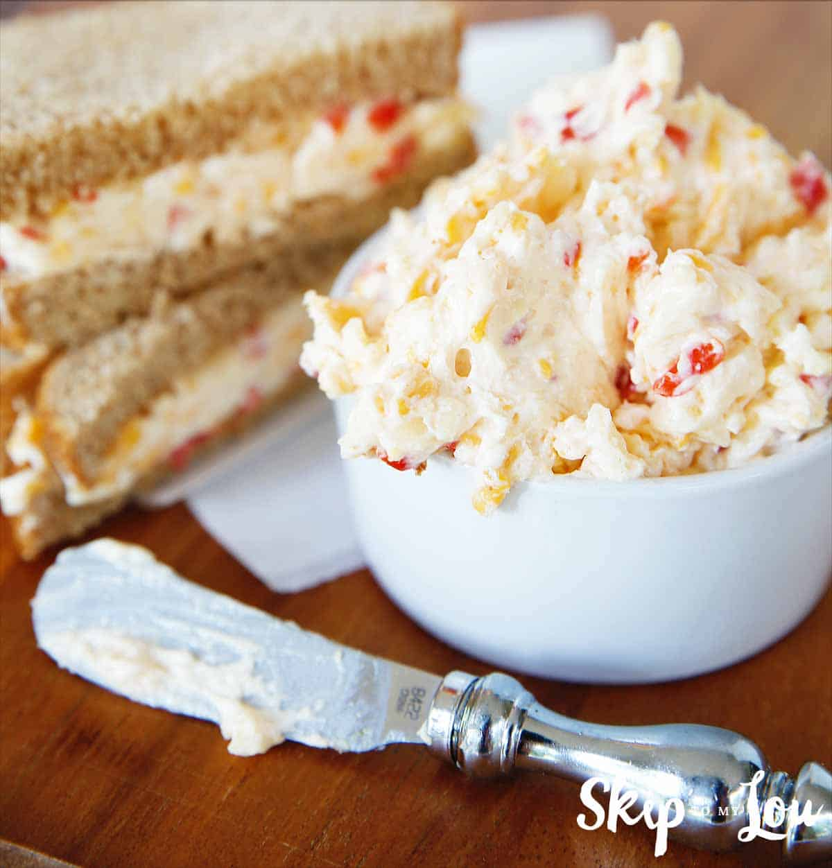 Pimento Cheese So Easy And Delicious To Make Skip To My Lou