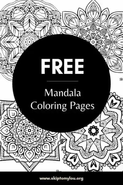 mandala color pages # 66