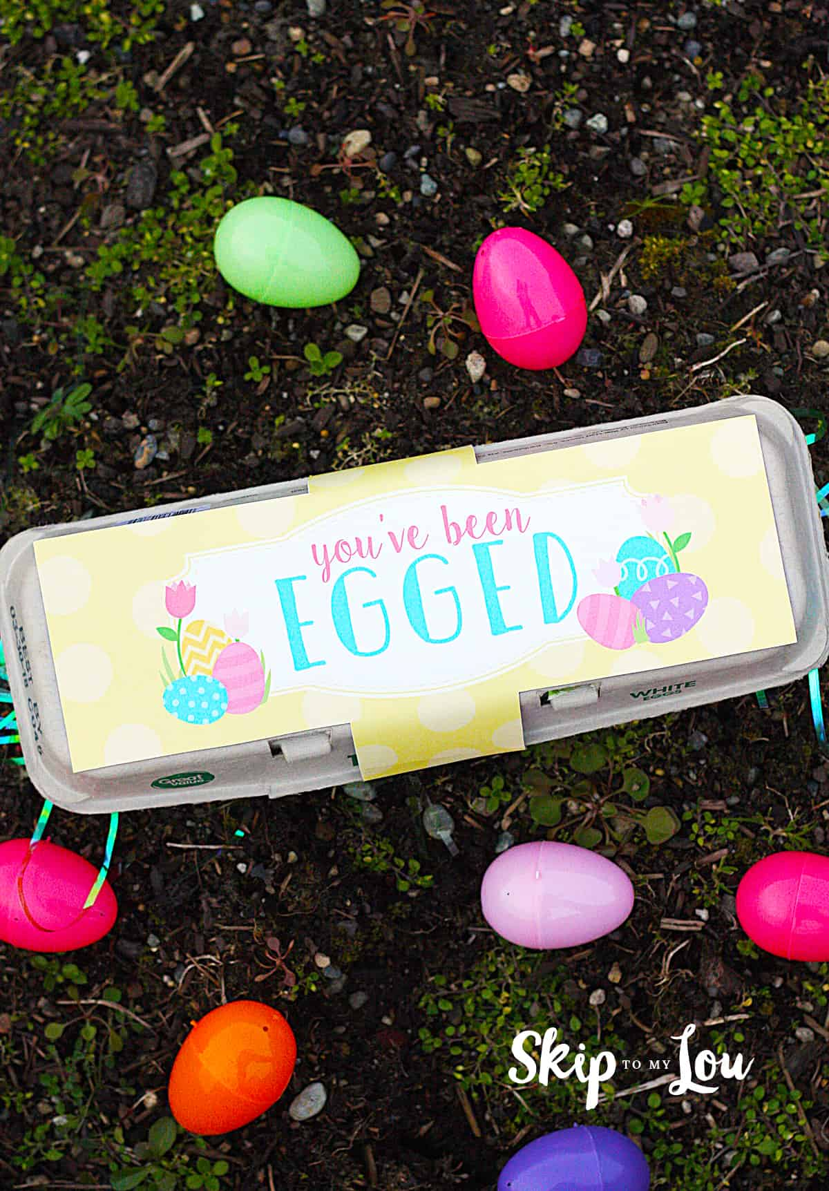 Youve Been EGGED Easter Activity Skip To My Lou
