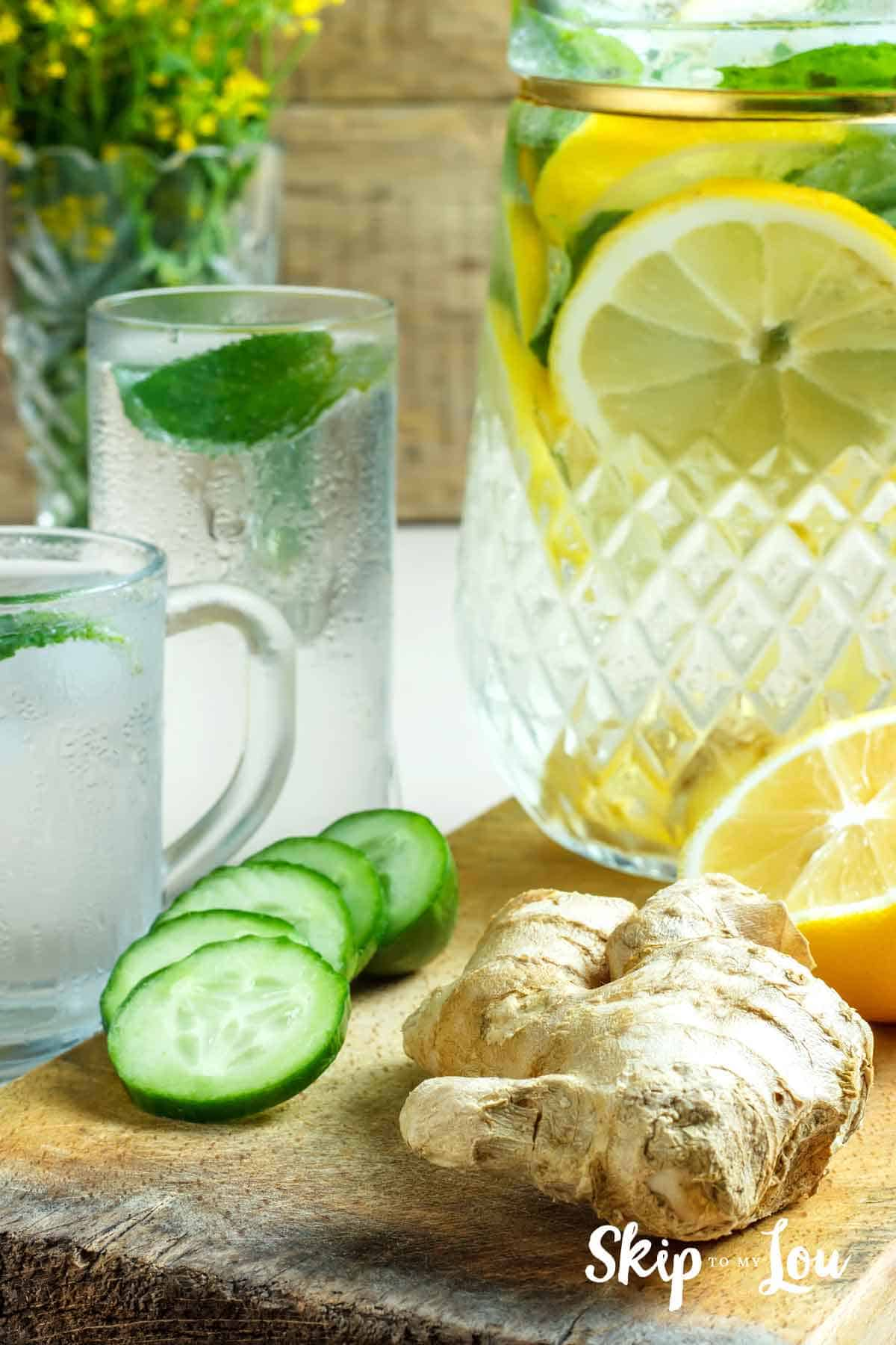 Detox Water to Stay Healthy and Hydrated  Skip To My Lou