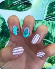 cute summer nail design