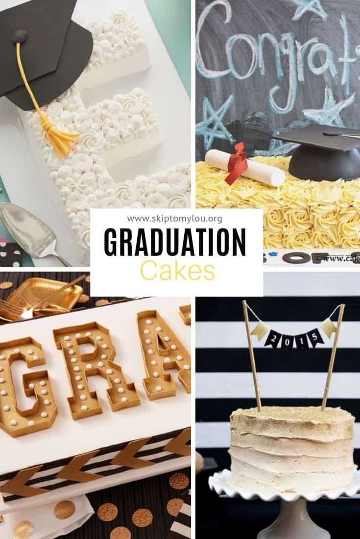 Graduation Cakes Skip To My Lou