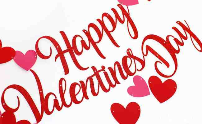 Happy Valentine S Day Banner Made With Cricut Skip To My Lou