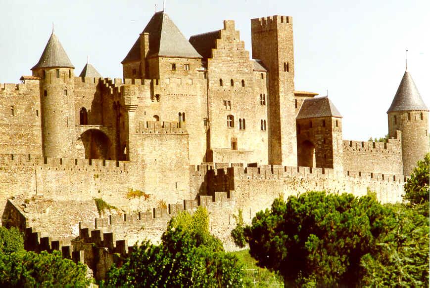 Castillo de Carcassone
