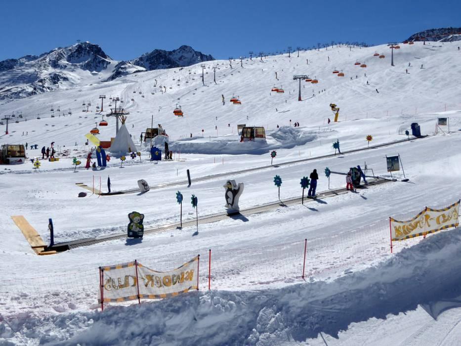 Skigebiet Solden