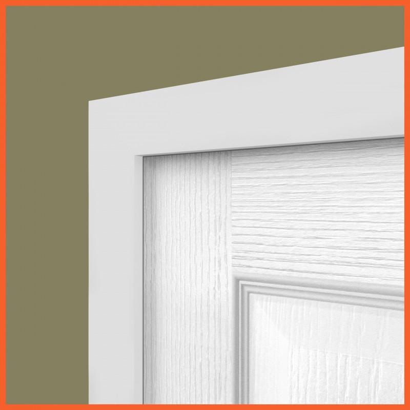Square MDF Architrave  Quality MDF Architrave  Skirting 4 U