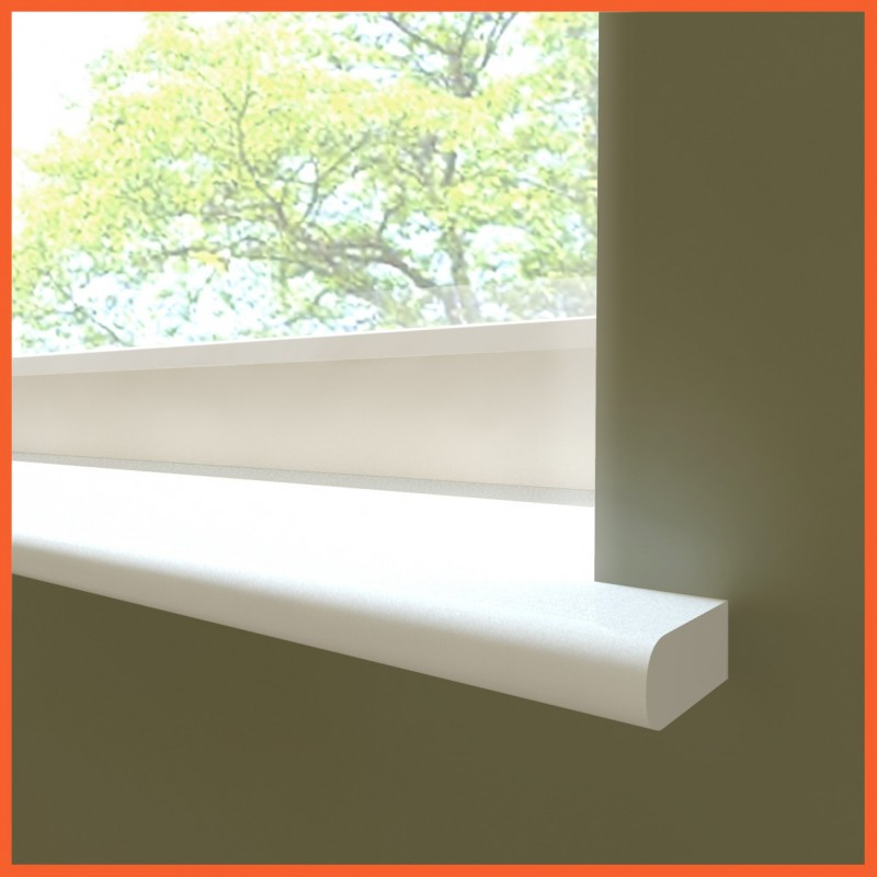 Bullnose MDF Window Board Skirting 4 U