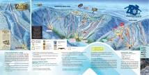 Snowshoe Mountain Ski Resort Annual Snowfall