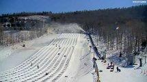 Snow Tubing Massanutten Resort
