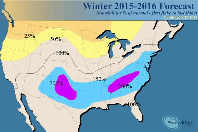 Dick goddards long range winter forecast