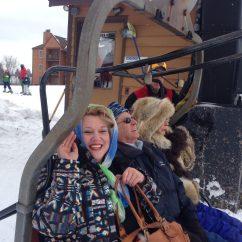 Ski Chair Lift Malfunction Disney Bean Bag Chairs Princess Timberline Resort Reopens Thunderstruck Southeast