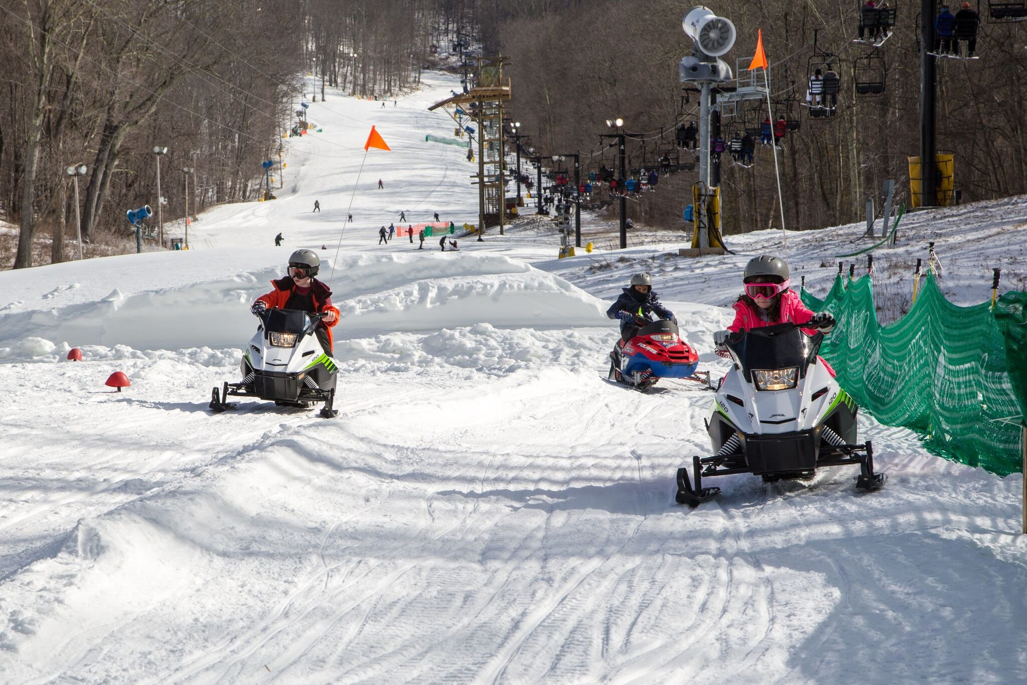 Winter Activities Return To The Omni Homestead Resort