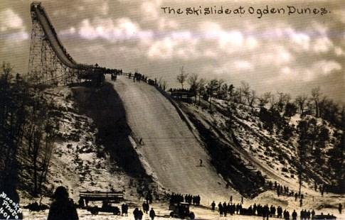 Ogden Dunes » Ski Jumping Hill Archive » skisprungschanzen.com