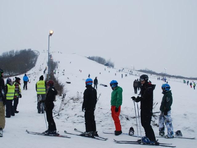 Mulighederne for skiløb bliver bedre i Danmark