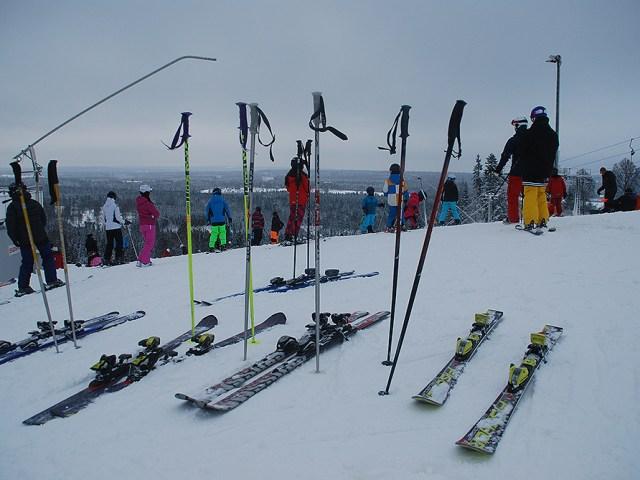 Mullsjö Alpin har åbent hver dag fra den 25. december