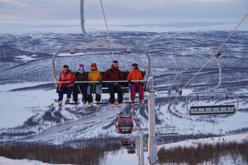 Tre nomineret til årets svenske skidestination