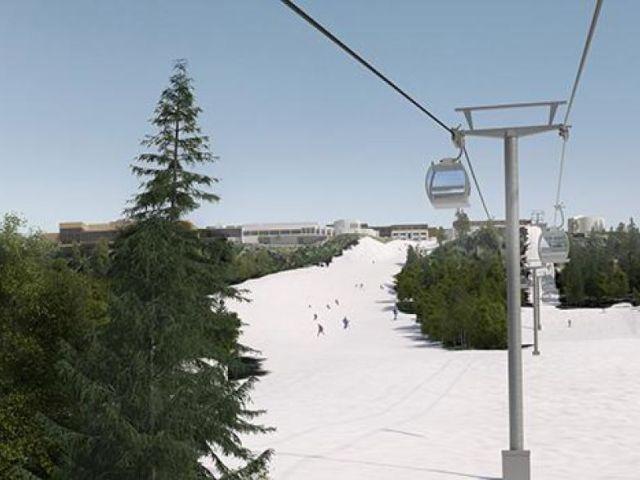 Der kan komme gondol-lift i Sydsverige