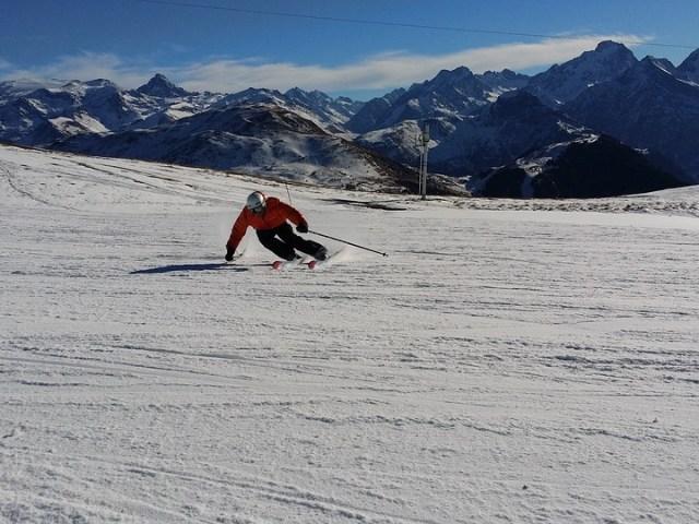 Hvorfor er skisport så populært?