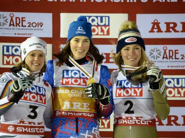 Historisk guld til Slovakiet i Åre