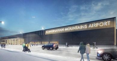 Ny ruten fra Danmark til Scandinavian Mountains Airport til årets vintersæson