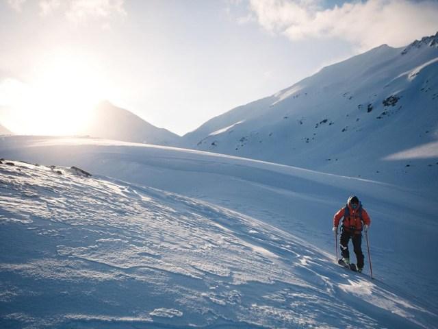 Riksgränsen kåret til Sveriges bedste off-piste destination