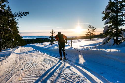 Hver tredje danske skirejsende ønsker at stå langrend