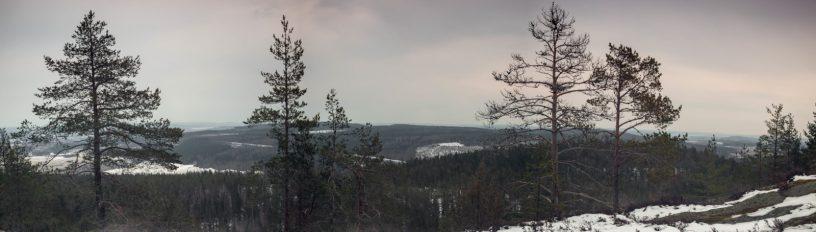 Panorama Bispbergs klack