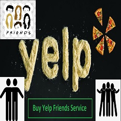 Buy Yelp Friends Service