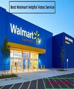 Walmart Helpful Votes