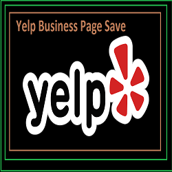 Yelp Business Page Save