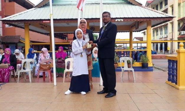 AINUR NAFISHA JOHAN ASEAN UNITY RUN LANGKAWI 2018
