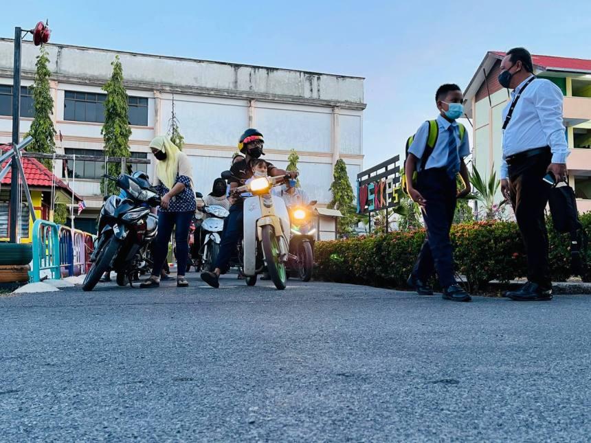 Pembukaan Penuh Sekolah Berjalan Lancar