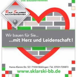 Bauen mit Herz Sklarski