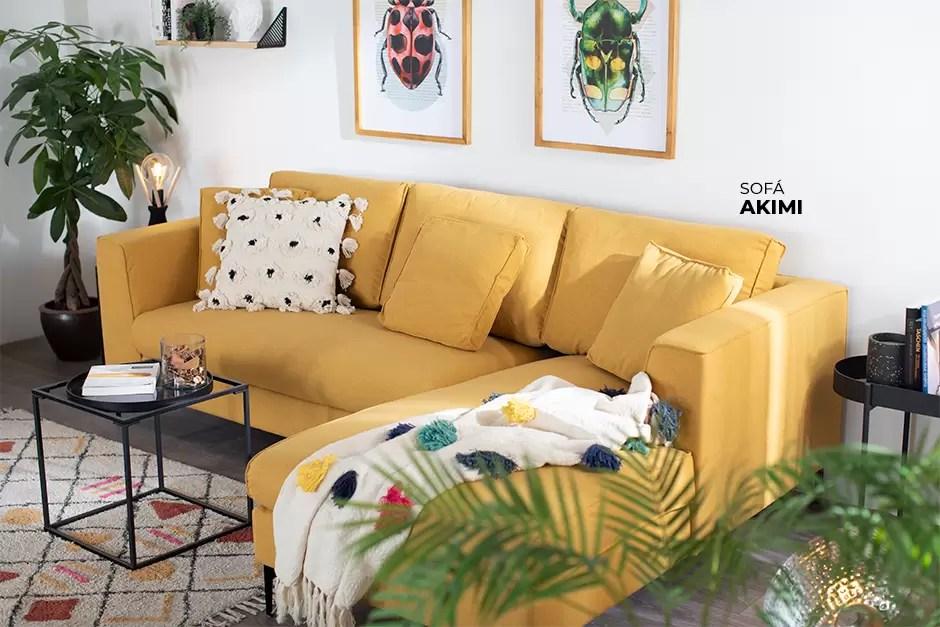 Cómo elegir un sofá de interior