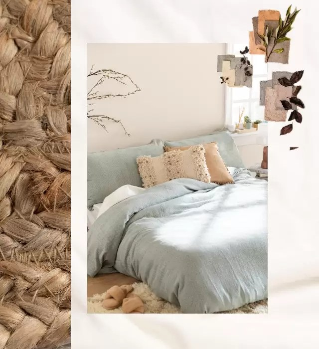 textiles naturales decoracion tendencia