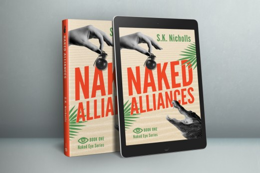 Naked Alliances on Kindle