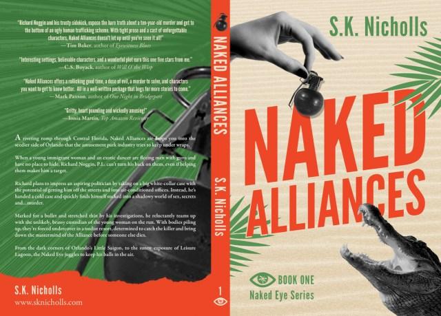 Nake Alliances SK Nicholls