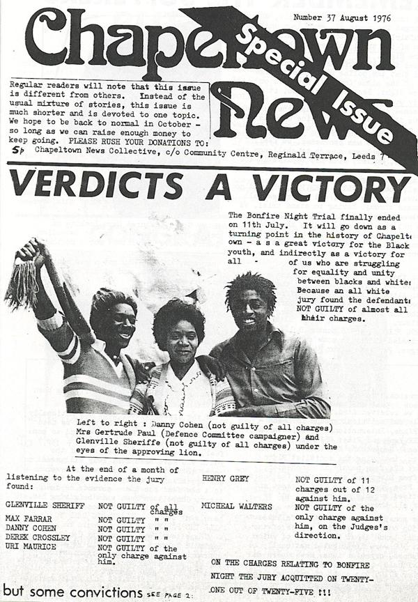 Legacy of Kittitian-born Gertrude Paul, Leeds First Black