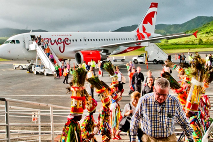 Air Canada to Expand St Kitts Flight Service - 7th Heaven