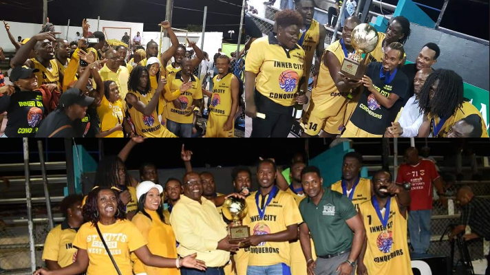2019 Basket Champions Molineux Inner City Conquerors