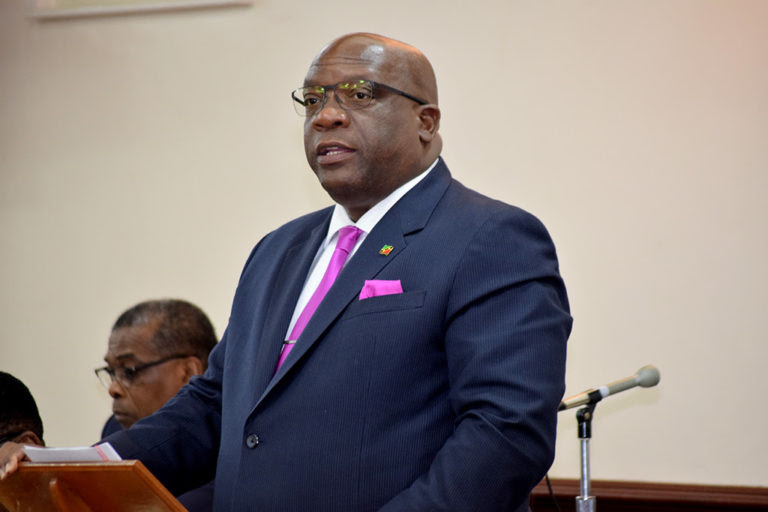 Prime Minister Timothy Harris