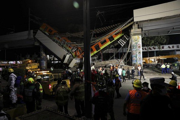 Mexico Accident