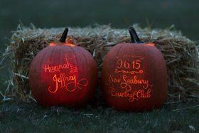 carved pumpkin 1