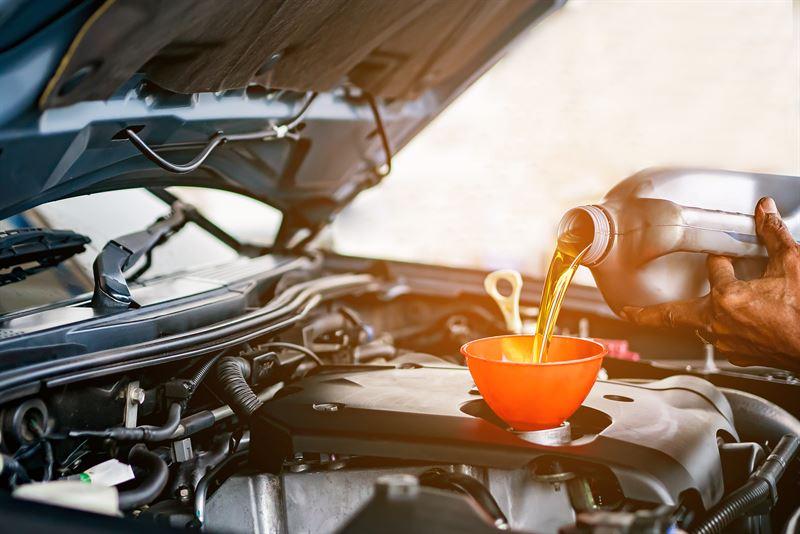 filterki olej silnikowy