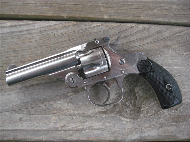 S&W Double Action .32 4th Model