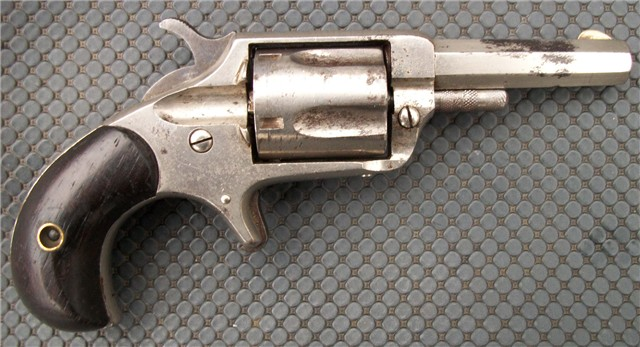 Hopkins & Allen Robin Hood No. 8 1/2 Revolver