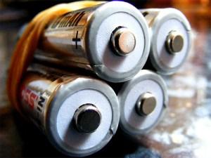 Smaken  av  batteri