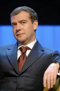 Dmitrij Medvedev, sannsynlegvis den neste presidenten i Russland