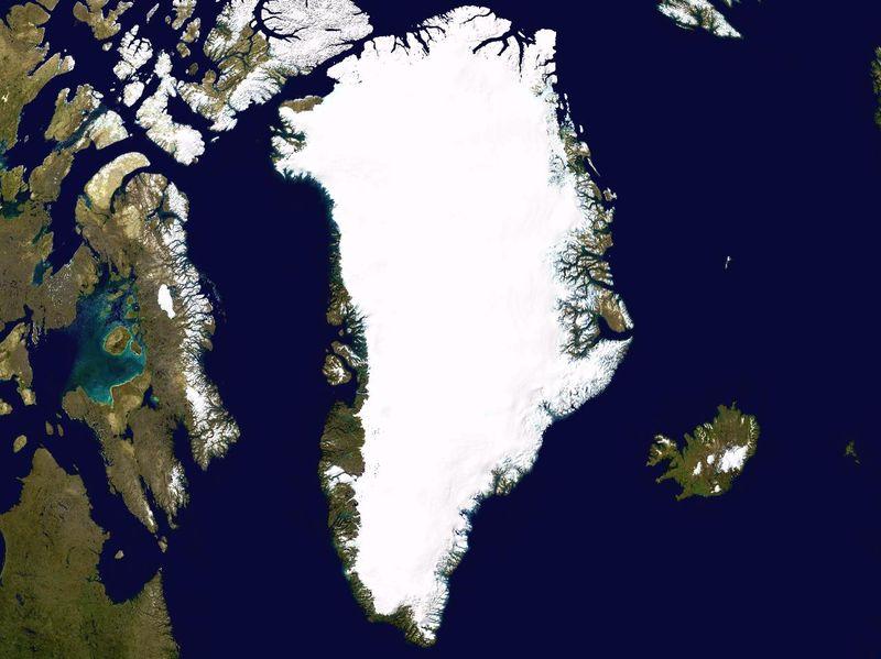 Gratulerer  Grønland