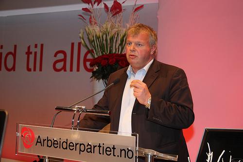 Bjarne håkon Hansen